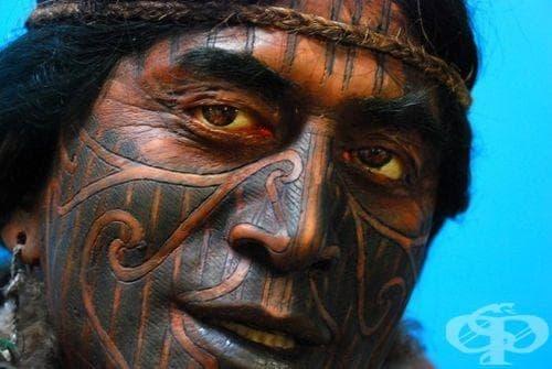 Разпространение на вариолата в Нова Зеландия - изображение