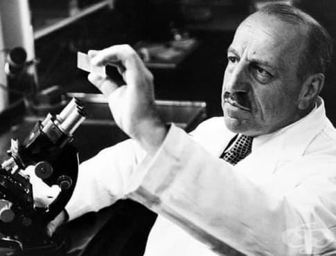 Разработване на ПАП теста за ранно диагностициране на рак на маточната шийка през 1928 година - изображение
