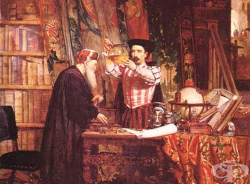 Развитие на Алхимията между XVII и XIX в. - изображение