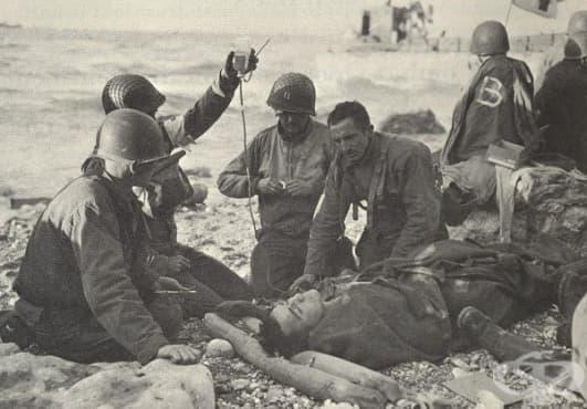 Развитие на медицината по време на Втората световна война - изображение