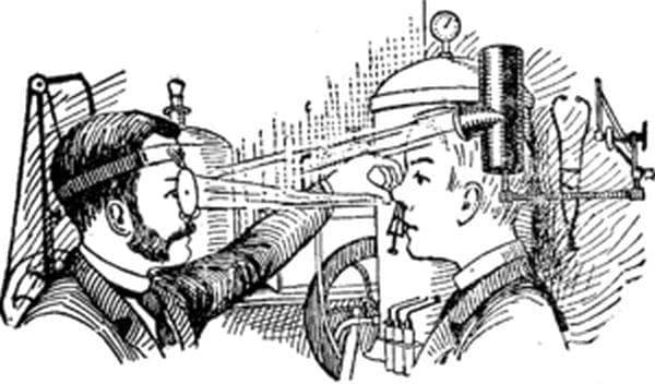 Развитие на българските оториноларингологични лечебни заведения до средата на 20 век - изображение