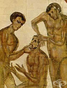 Развитие на ортопедията в Древна Елада до 1100 година - изображение
