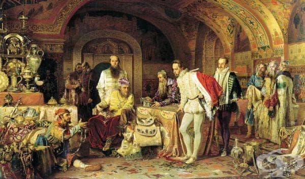 Развитие на руската медицина до 1092 година - изображение