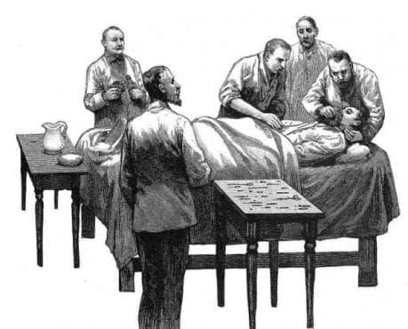 Развитие на анестезиологията в Германия - изображение