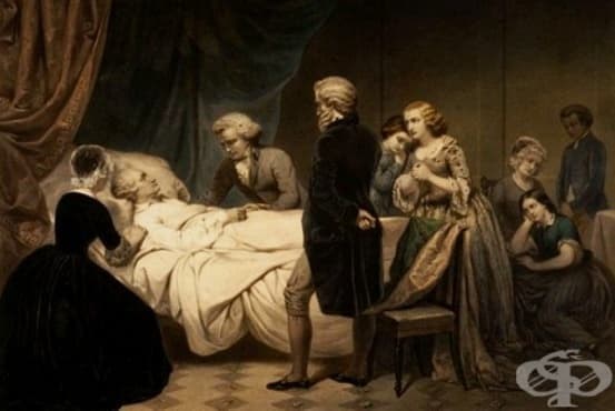 Туберкулозата в САЩ през 19-ти век и първият център за лечение на болестта - изображение
