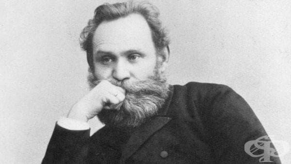 Решение на Иван Павлов да се посвети на науката през 1869 година - изображение