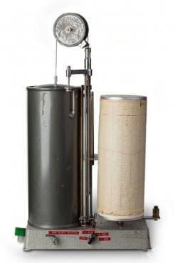 Респиратометър на Колинс от 1928 година - изображение