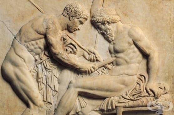 Лекове и терапии, използвани в древен Рим - изображение