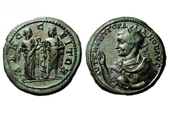 Гръко-римски символи на медицината - изображение