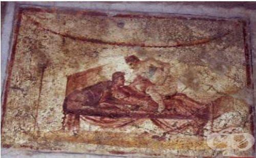 Римски закони, регулиращи сексуалните отношения и проституцията - изображение
