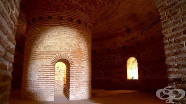 Римско влияние върху тракийското балнеолечение до IV век - изображение