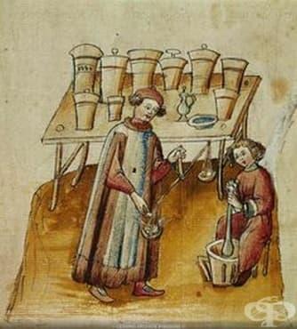 Роля на билярите и хекимите в лечебното изкуство по нашите земи - изображение
