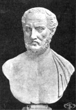 Роля на Праксагор Коски в развитието на древногръцката медицинската практика от 4 век пр. Хр. - изображение
