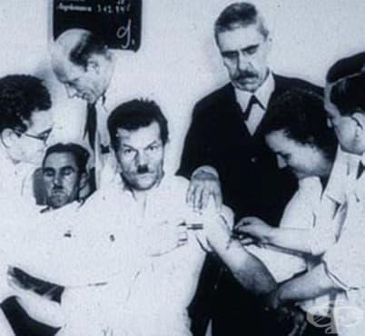 Ролята на Юлиус Вагнер-Яурег в борбата с психичните разстройства  - изображение