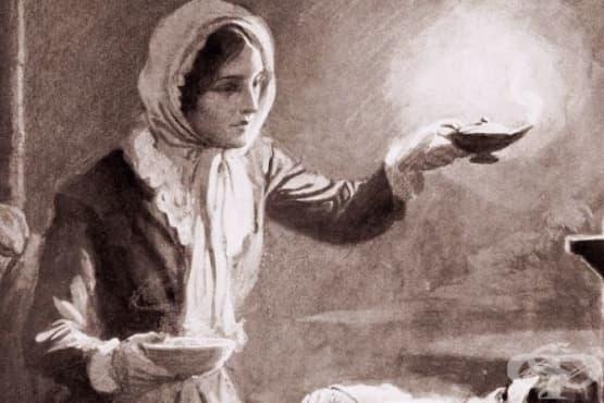"""Медицината по време на Кримската война и появата на професията """"медицинска сестра"""" - изображение"""
