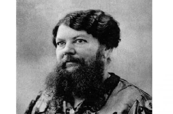 Най-известната брадата дама в Новата история - изображение