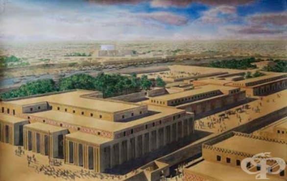 Урук - градът, станал първообраз на цивилизацията - изображение