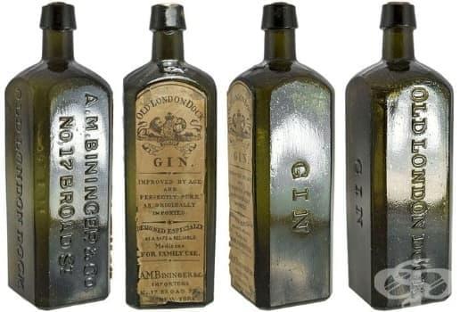 """""""Майчината прокоба"""" - вълна от евтин джин, която води до безредици в Лондон - изображение"""