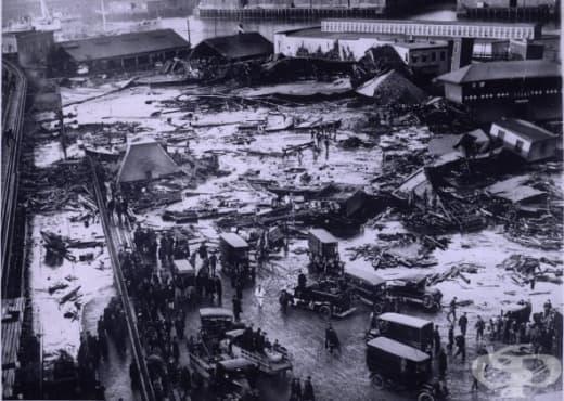 Биреното наводнение от 1814-та - изображение