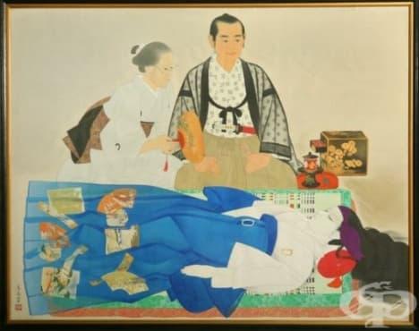 Сеишу Ханаока - създателят на анестезията - изображение