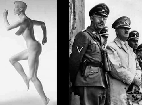 Проектът Боргилд или защо Хитлер създава първата секс кукла - изображение