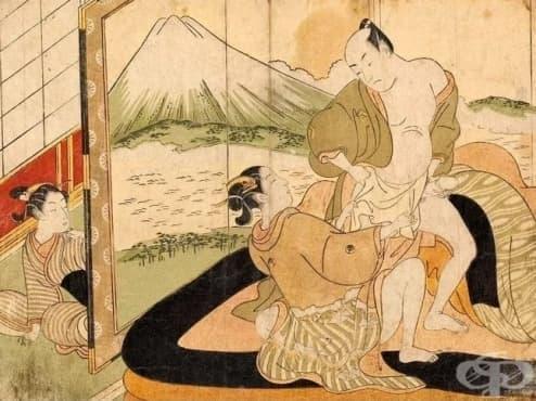 Сексуалната култура във феодална Япония: хомосексуализъм, педофилия и разврат - изображение