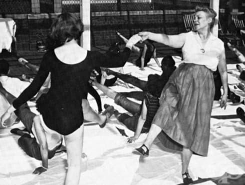Схващания за танца като терапевтичен метод от началото на миналия век - изображение