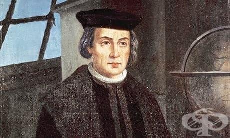 Каква е връзката между Колумб и сифилиса - изображение