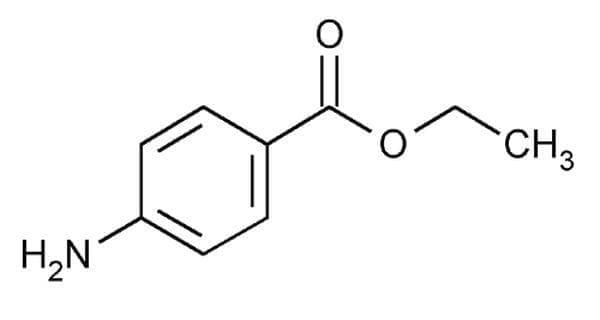 Синтез и приложение на бензокаина  - изображение