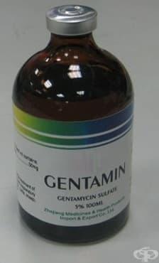 Синтезиране на антибиотика гентамицин през 1963 година - изображение