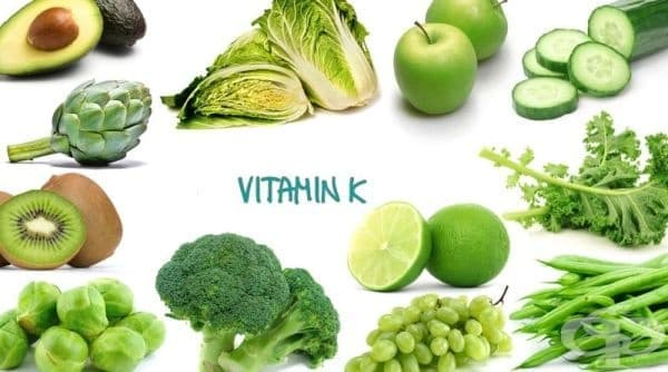 Синтезиране на витамин К през 1930 година - изображение