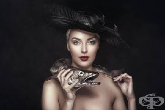Случаи в медицинската история на синдрома на рибната миризма - изображение