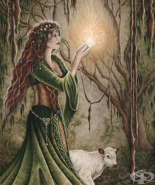 Смъртоносни заболявания, преминали през земите на древните келти - изображение
