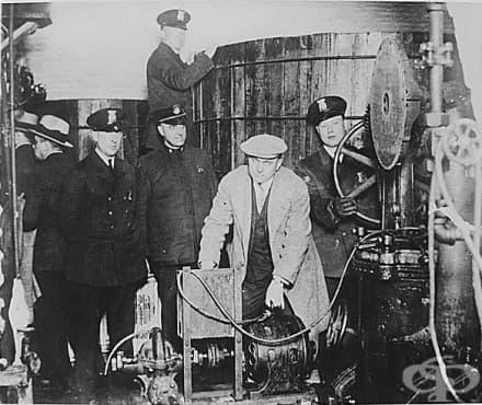 Как американското правителство уби преднамерено над 10 000 човека с отровен алкохол - изображение