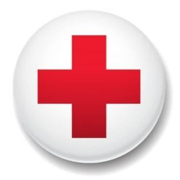 Създаване на Американския червен кръст - изображение