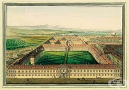 """Създаване на болница """"Allgemeines Krankenhaus"""" през 1784 година - изображение"""