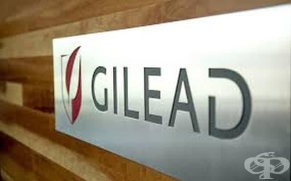 """Създаване на компания """"Gilead Sciences, Inc."""" - изображение"""
