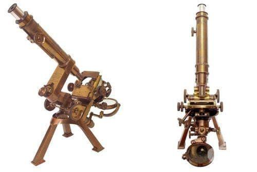 Създаване на микроскопа - изображение