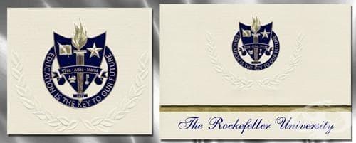 """Създаване на университета """"Рокфелер"""" - изображение"""