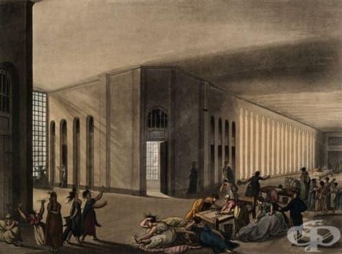 """""""Свети Лука"""" – английското лечебно заведение за душевно болни, създадено през 1750 година - изображение"""
