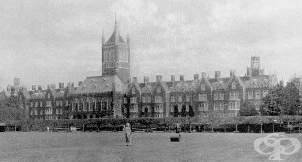 """Създаване на английския санаториум за душевно болни """"Холоуей"""" през 1885г.  - изображение"""