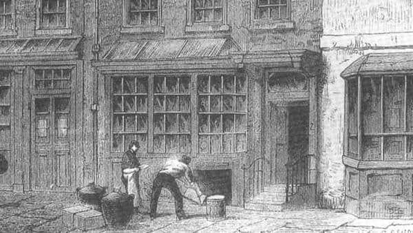 """Създаване на фармацевтичната компания """"Allen and Hanburys"""" като предшественик на """"ГлаксоСмитКлайн"""" - изображение"""