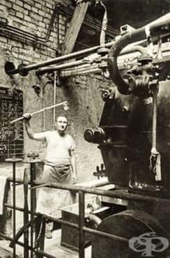 """Създаване на фармацевтичната компания """"Бьорингер Ингелхайм""""  - изображение"""