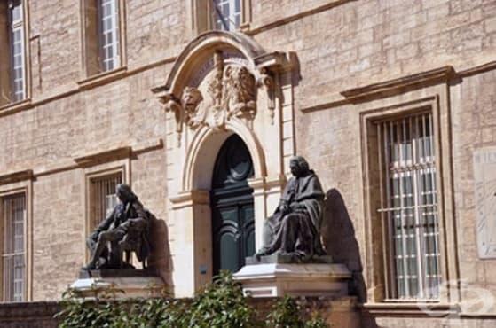 Създаване на медицинското училище в Монпелие през 12-ти век - изображение
