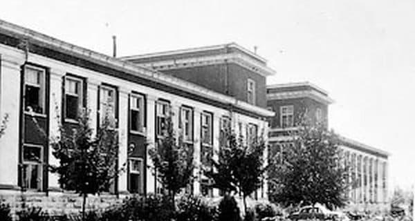 Създаване на Пеницилиновия завод в Разград през 1954 година - изображение