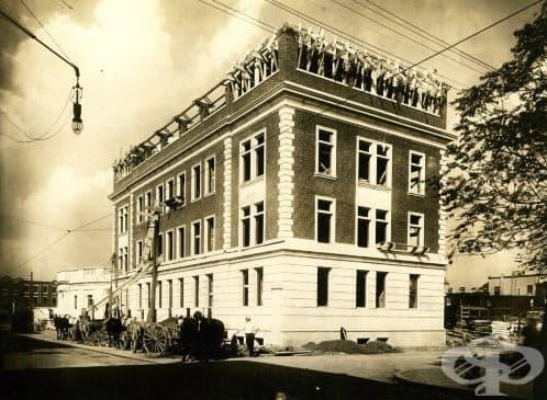 Създаване на първата детска болница в САЩ  - изображение