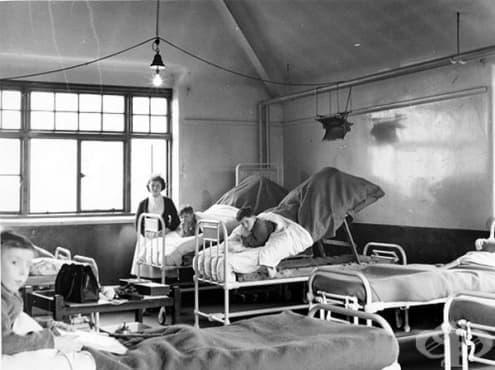 Създаване на първите центрове за лечение на деца с ревматични заболявания - изображение