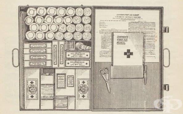 """Създаване на специалния екип на """"Джонсън и Джонсън"""" по оказване на първа помощ   - изображение"""