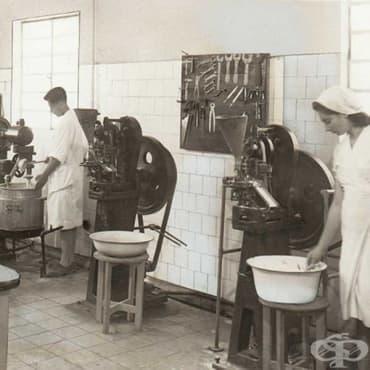"""Създаване на """"Тева"""" и развитие на компанията до 1948 година  - изображение"""