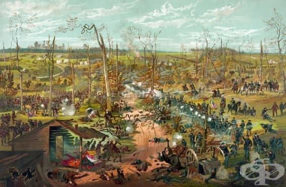 """""""Ангелската светлина"""", излекувала хиляди войници през Гражданската война в САЩ - изображение"""